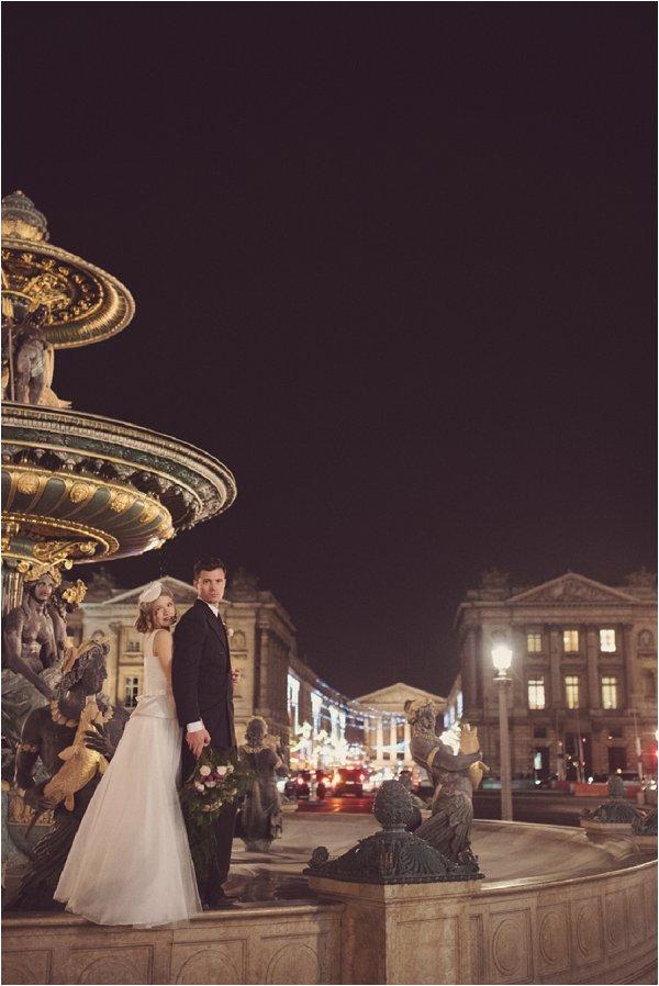 Paris wedding packages |