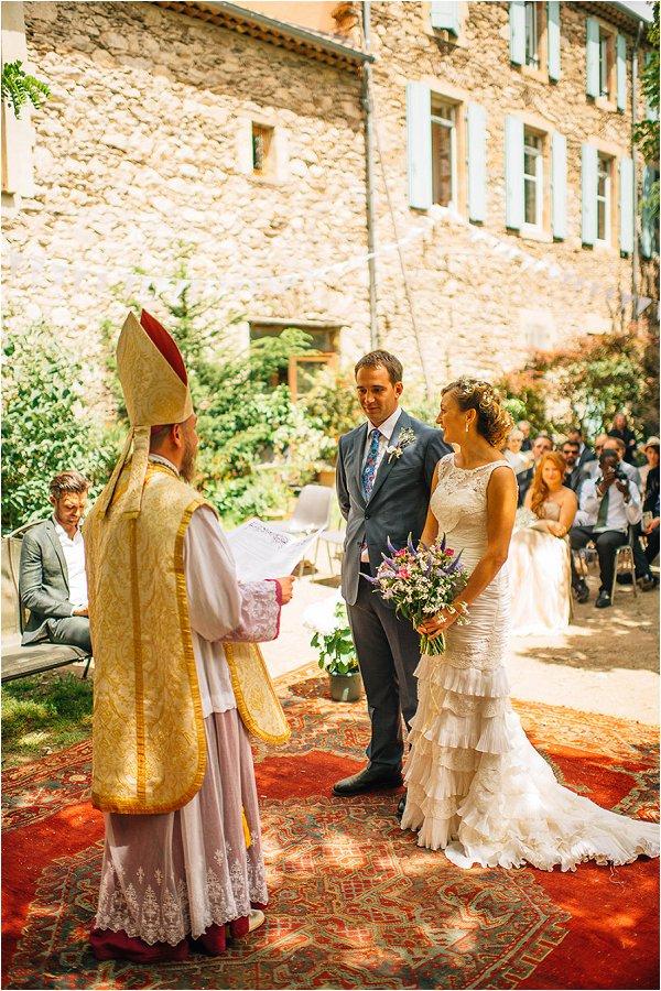 priest celebrant france