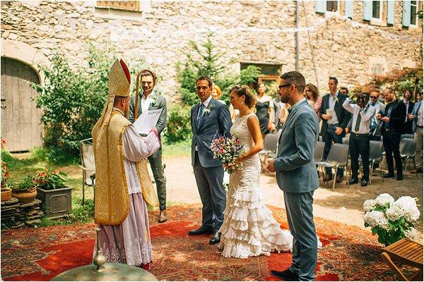 religious ceremony france