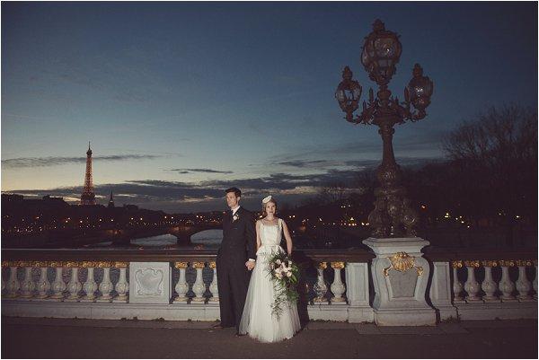 Romantic Paris at Night |