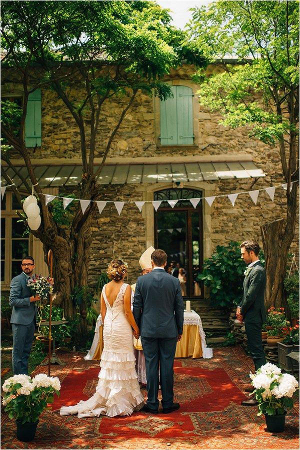 rustic wedding abroad