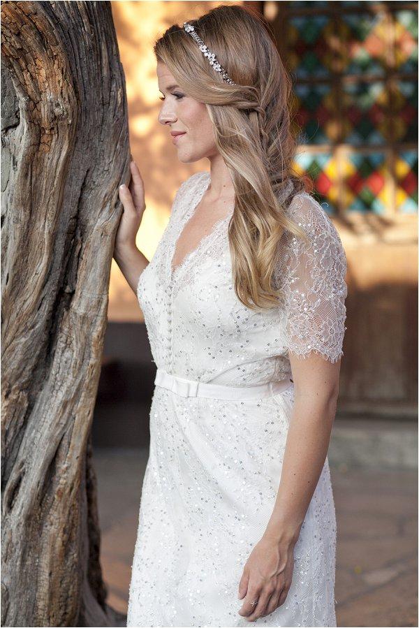 short wedding dress style