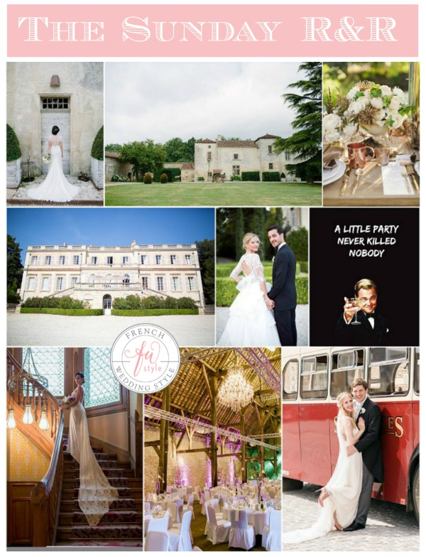 French Wedding Ideas