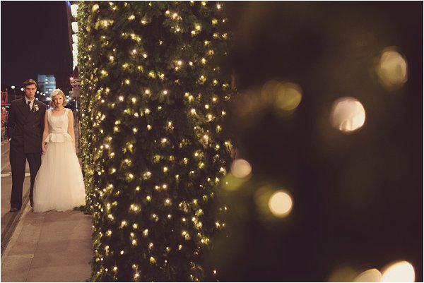 Tree lights in Paris |