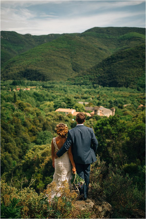 wedding in Languedoc Roussillon Region