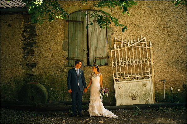 wedding in herault