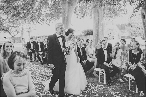 wedding in provence hills