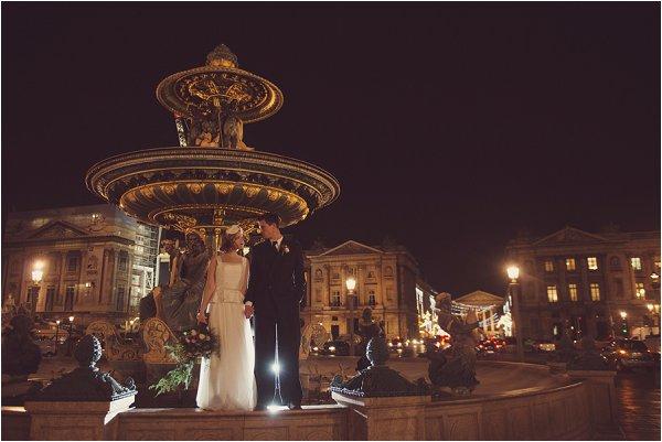 Wedding tours around Paris