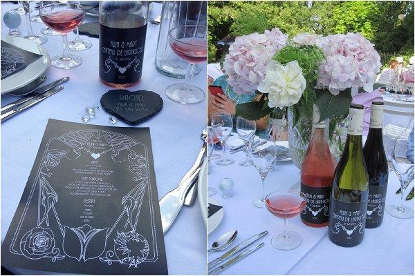 art deco wedding invites