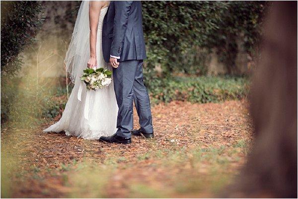 autumn wedding France