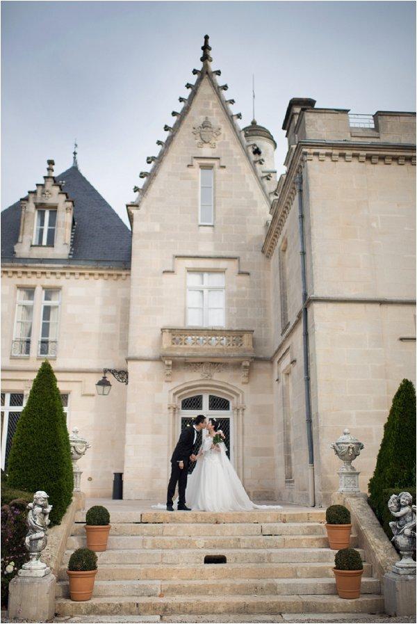 Castle Wedding Bordeaux