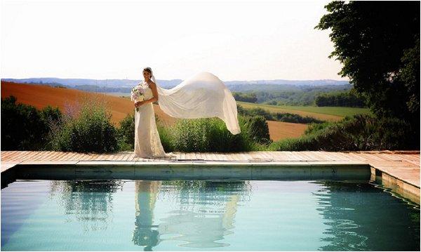 destination vintage bride