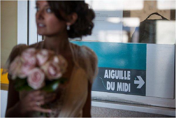 francesca by the aiguille du midi sign