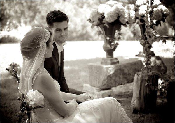 gatsby wedding ceremony