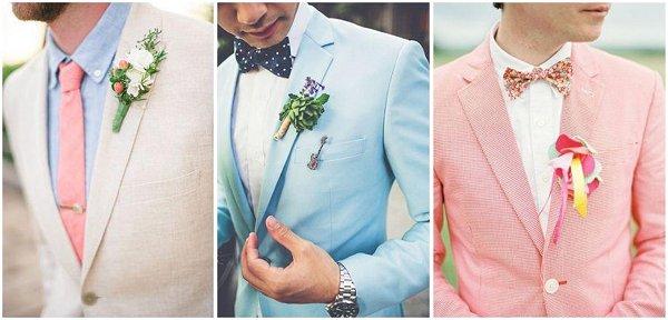 grooms wear for summer weddings