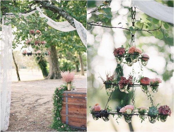 organic wedding inspirations