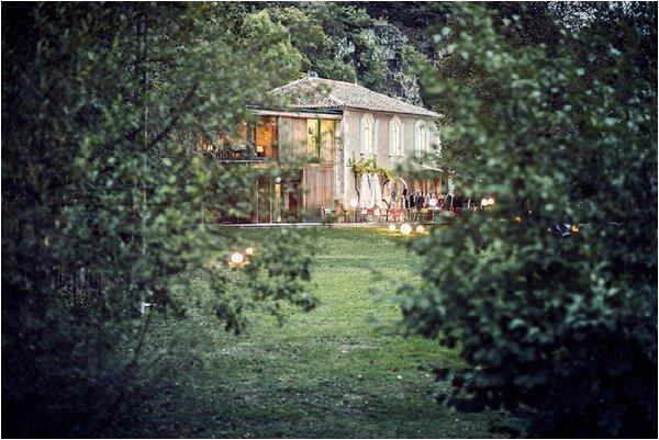 rural wedding in France