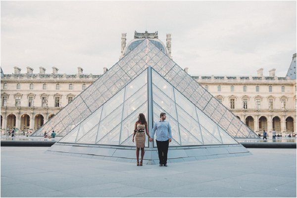 shoot at louvre