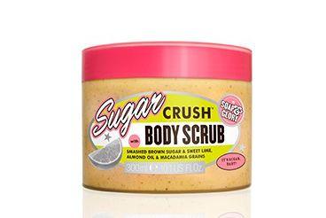 soap and glory scrub