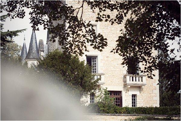 wedding chateau rental