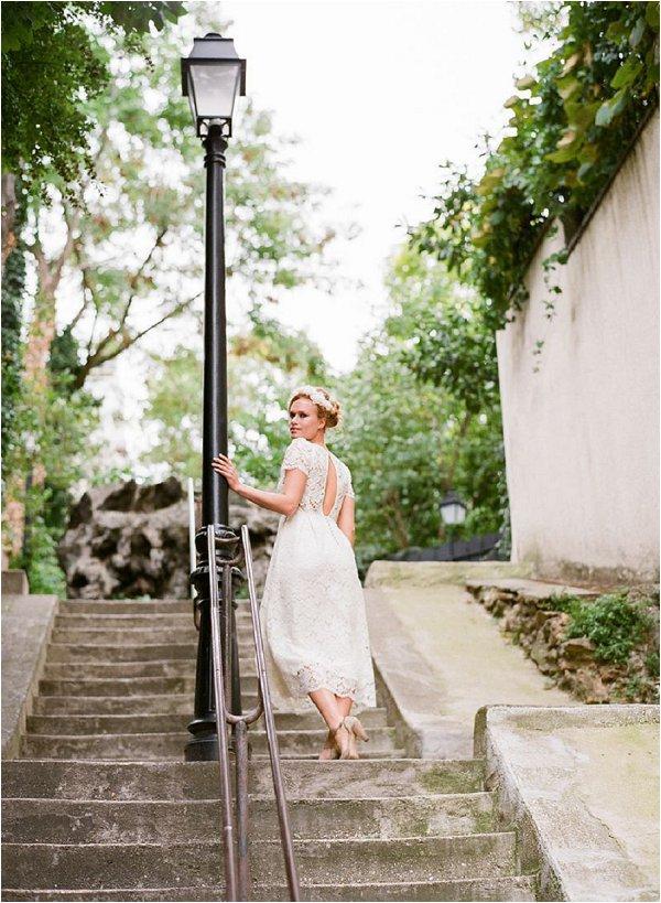 Elise Hameau bridal wear