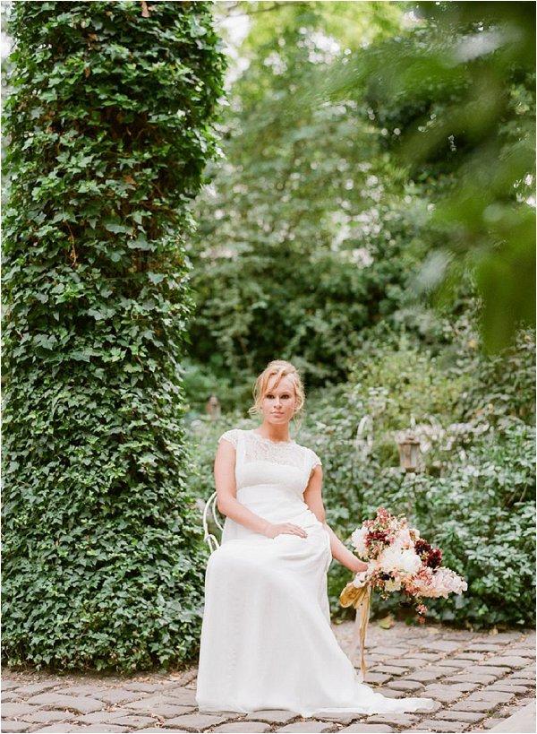 Elise Hameau bride