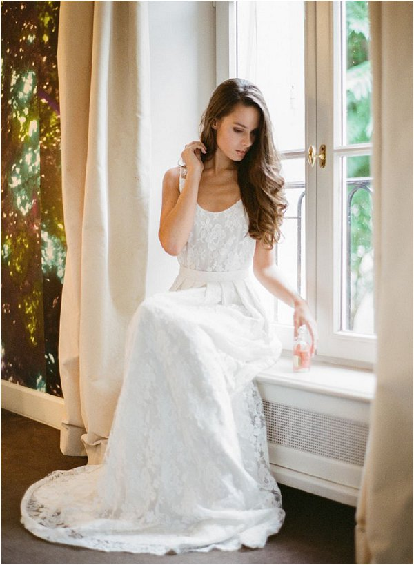 Elise Hameau wedding dress