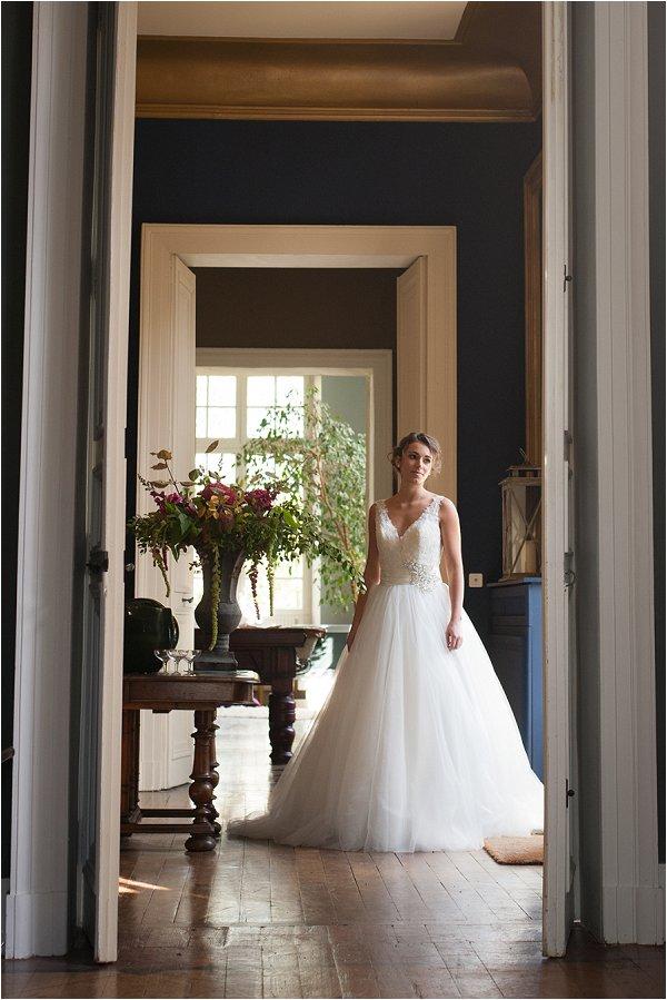 Francoise Navarre wedding dress