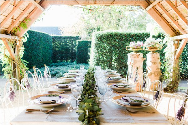 French Lavender wedding ideas