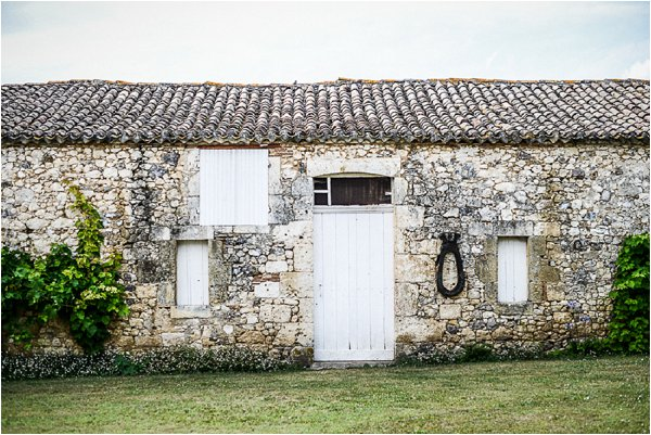French barn
