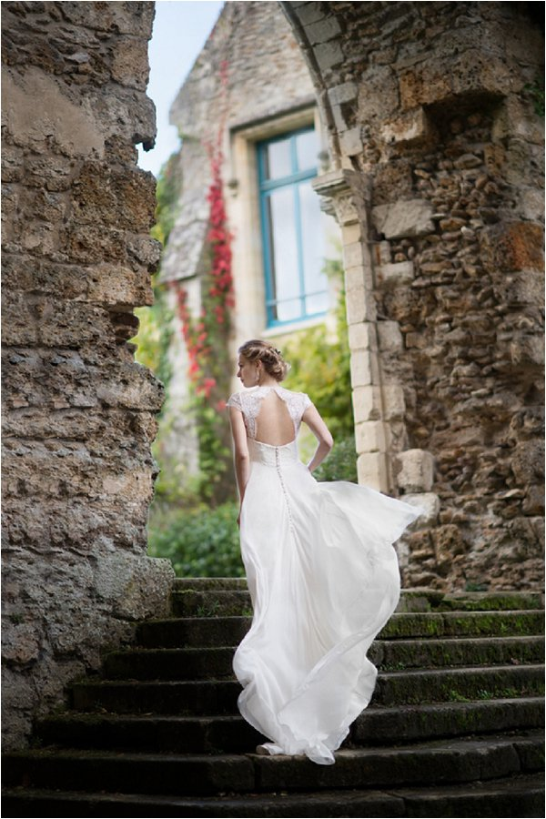 French bridal wear
