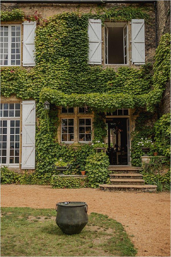 French wedding retreat