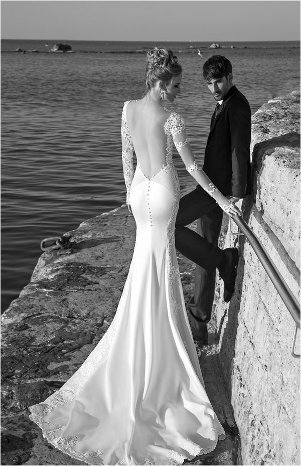 Galia Lahav dress