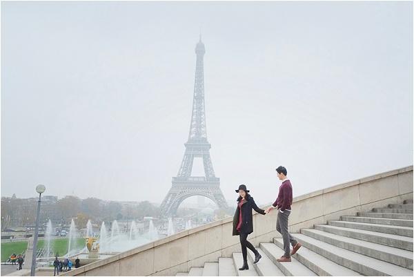 Paris photo shoot