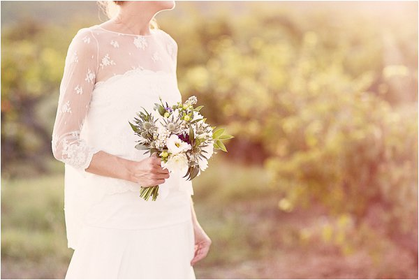 Provence wedding in summer