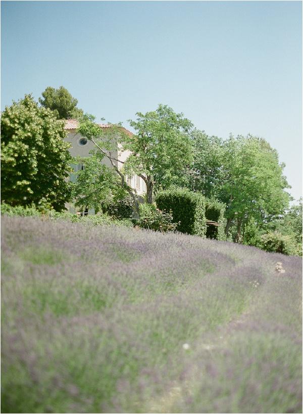 Provence wedding venue