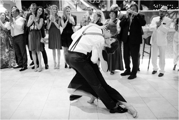 Russian first dance