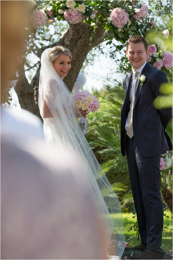 floral wedding arch ceremony