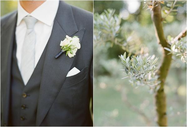 grey grooms suit