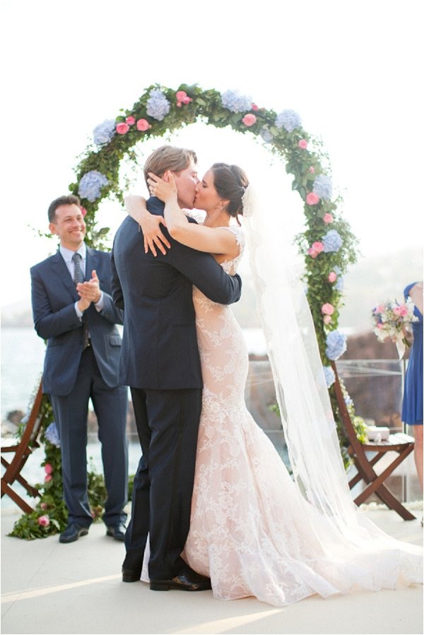 married on French Riviera
