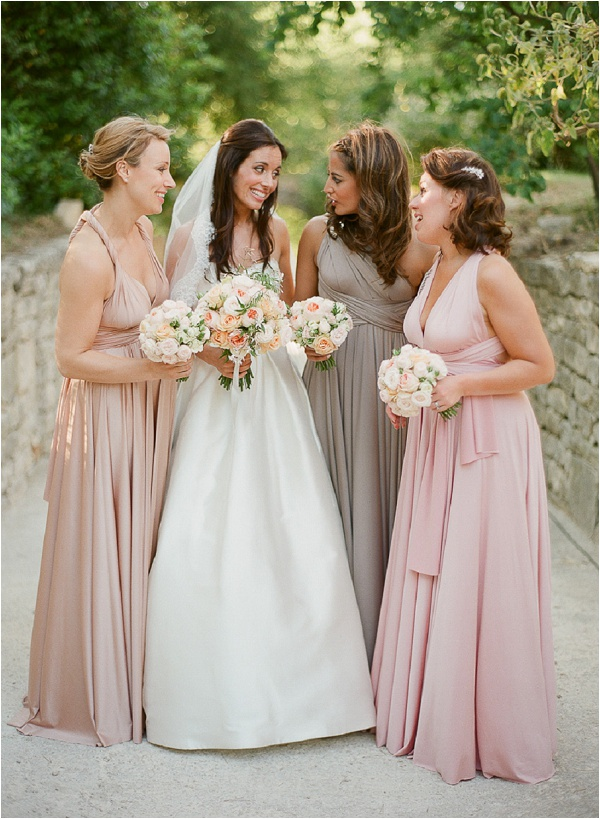 multi-way bridesmaid dress
