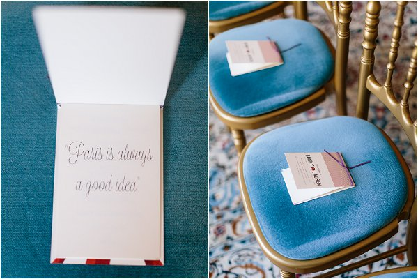 paris wedding is always a good idea