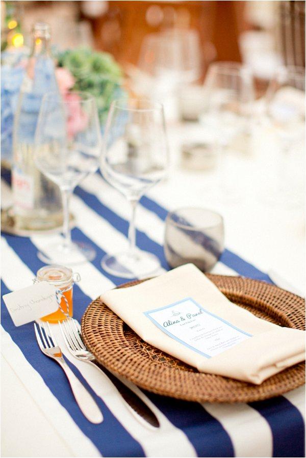 ralph lauren wedding table