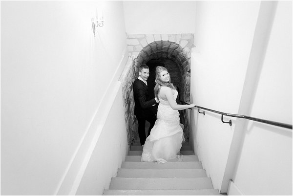 secret Paris wedding