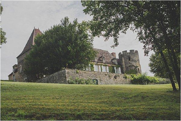 wedding castle france