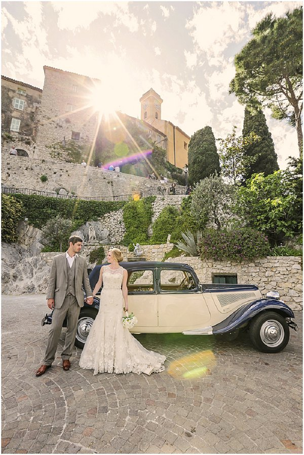 wedding in eze_South of France