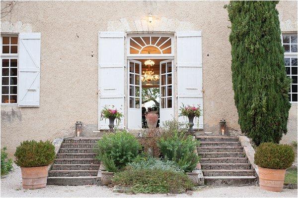 wedding venue South West France