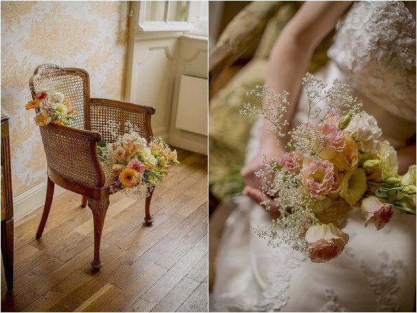 wildflowers bridal