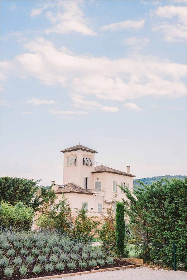 Château Vaudois wedding venue