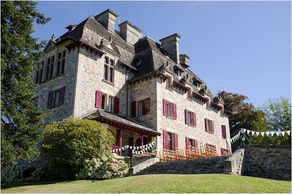 Dordogne Valley wedding venue